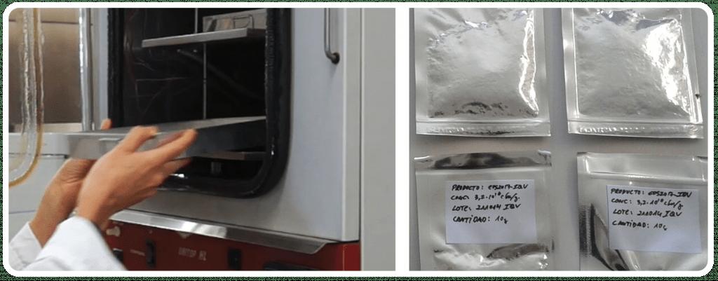Formulació de bioplaguicides